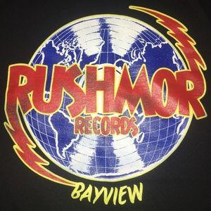 Rush Mor Records Bayview Milwaukee WI Tshirt